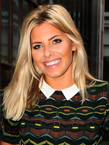 the saturdays mollie king sparks rumours she s dating dancer as