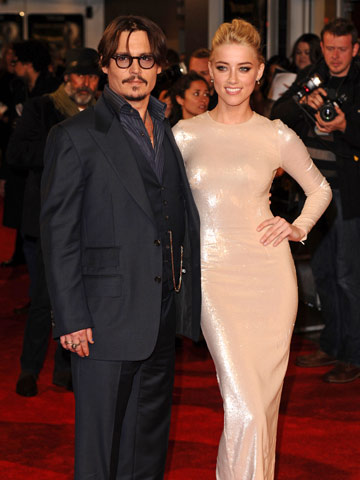 Johnny Depp and Amber Heard | Pictures | Photos | New | Celebrity News