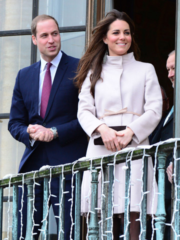 Kate Middleton and Prince William | Cambridge| Now Magazine | Pictures