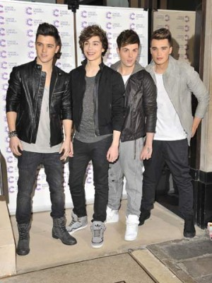 Union J | Jog On to Cancer Party | Pictures | Photos | New | Celebrity News