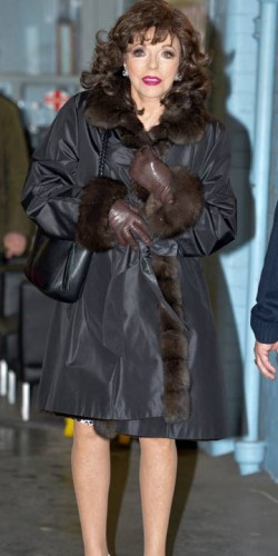 Joan Collins| Celebrity fashion | Worst dressed | Pictures | Now | Fashion | New | Photos | Bad Style