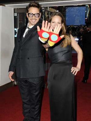 Robert Downey Jr and Susan Downey | Iron Man 3 Premiere | Pictures | Photos | New | Celebrity News