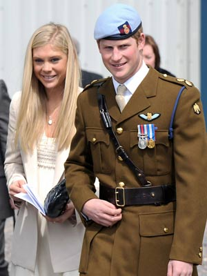 Prince Harry and Chelsy Davy | Love Story | Pictures | Photos | New | Now Magazine