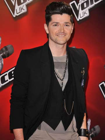 Danny O'Donoghue | The Voice | London | Pictures |