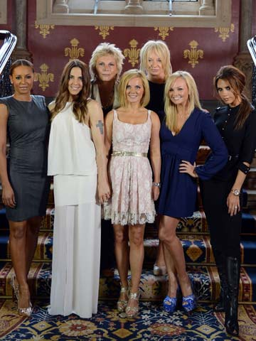 Spice Girls  | Viva Forever Musical Launch | Pictures | Photos | New