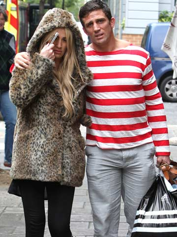 Chantelle Houghton and Alex Reid | London | Pictures | Photos | new | Celebrity News