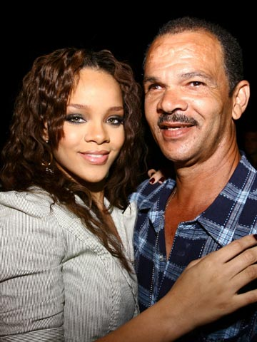 Image result for Rihanna Dads Images