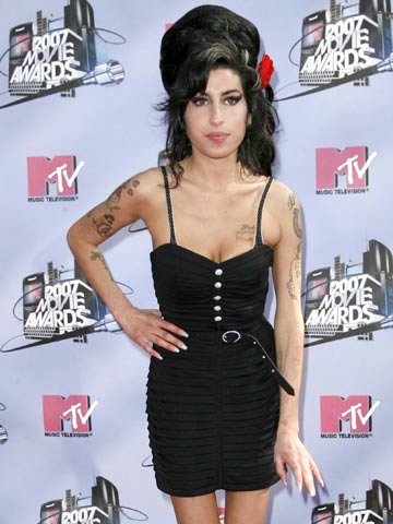 New Book Claims Desperate Amy Winehouse Tried To Kill Herself Aged Ten