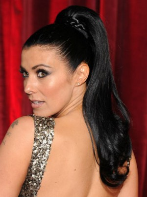 Kym Marsh | British Soap Awards 2013: Celebrity Hair | Pictures | Photos | New | Celebrity News