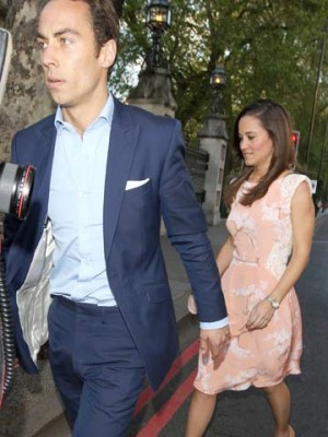 James and Pippa Middleton | Waitrose Summer Party | Pictures | Photos | New | Celebrity News