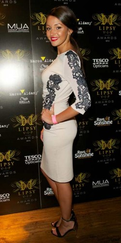 Michelle Keegan | Lipsy VIP Awards 2013 | Pictures | Photos | New | Celebrity News