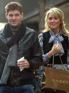 Steven Gerrard And Alex Curran Wed This Weekend