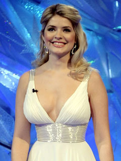 Holly Willoughby I D Wear That White Dress Again Tomorrow