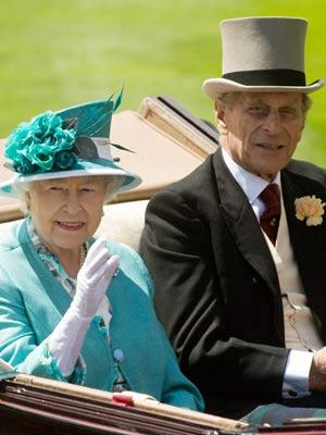 Celebrities at Ascot 2010 | Queen Elizabeth and Prince Philip | Photos | Celebrity Gossip | Pics | Now Magazine