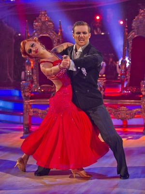 Harry Judd and Aliona Vilani | Strictly Come Dancing Live Shows Week 5 | Pictures | Photos | New | Celebrity News