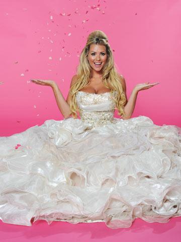 Four weddings celebrity nicola