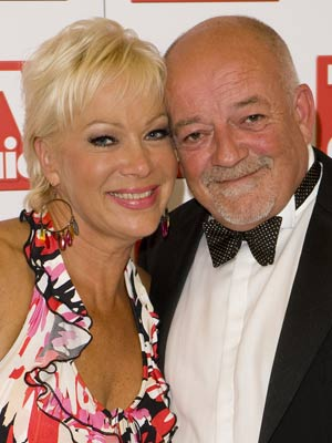Denise Welch and Tim Healy | Denise Welch and Tim Healy at the TV Quick Awards in London | Now Magazine | Celebrity Gossip | Pictures