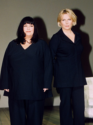Dawn French and Jennifer Saunders | Pictures | Photos | New | Celebrity News