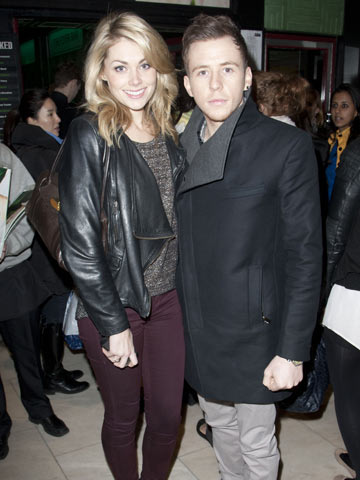 When did danny jones and georgia horsley start dating