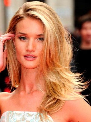 Rosie Huntington-Whiteley | Celebrity hair | Pictures | New styles | Latest | Hair | Now | Photos | Hairstyles