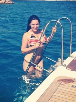 Kelly Brook | Turkey | Holiday | Pictures | Photos | New | Celebrity News
