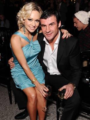 Kristina Rihanoff And Joe Calzaghe Split