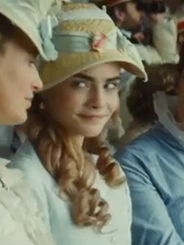 Is Cara Delevingne Going To Be The Uk S Next Big Movie