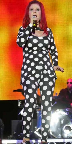 Kate Pierson| Celebrity fashion | Worst dressed | Pictures | Now | Fashion | New | Photos | Bad Style