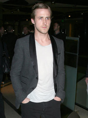 Ryan Gosling | Ryan Gosling looks serious | Pictures | Now magazine | celebrity gossip