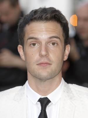 BABY JOY! The Killers' Brandon Flowers to be a dad again