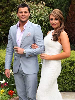 Mark Wright and Lauren Goodger | The Only Way Is Essex | Pictures | Photos | New