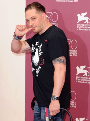 Tom Hardy | Celebrity Spy | Pictures | Photos | New | Celebrity News
