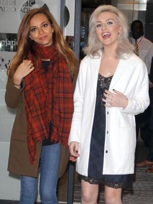 Little Mix Jade Thirlwall and Perrie Edwards | Celebrity Spy | Pictures | Photos | New | Celebrity News