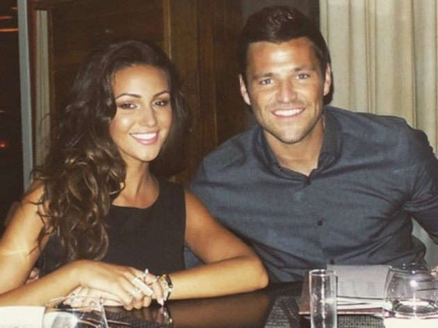 Is michelle keegan still dating mark wright
