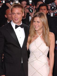 Jennifer Aniston And Brad Pitt 2013 Brad Pitt doesn...