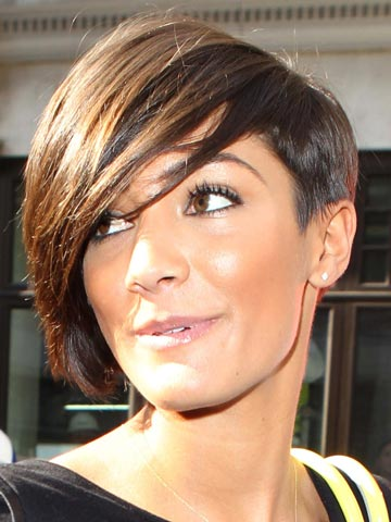 Frankie Sandford I Know I Look Like One Direction S Louis Tomlinson Is It Just The Hair Celebsnow