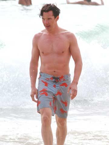 Benedict Cumberbatch | Beach Florida | New Pictures | Photos | Celebrity News | Now Magazine
