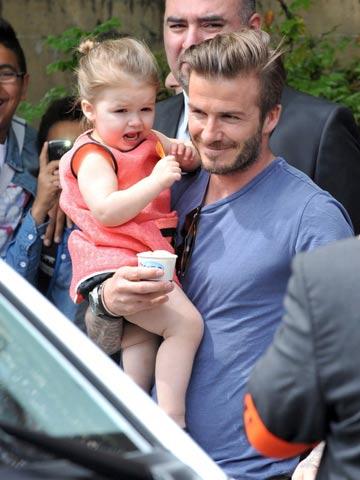 Harper seven beckham celebrity baby scoop category