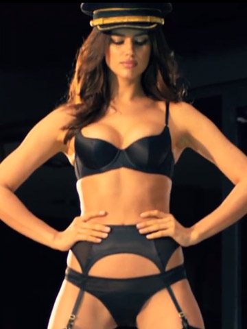 Irina shayk sexy videos