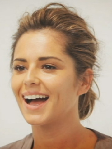 Cheryl cole без макияжа