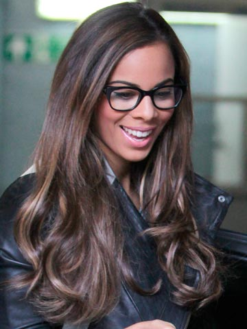 Shock Rochelle Humes In Scary Car Crash With Baby Daughter Alaia Mai Celebsnow