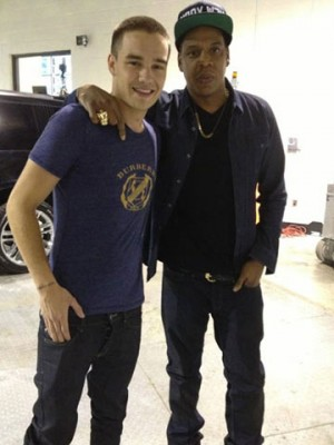 Liam Payne and Jay-Z | Pictures | Photos | New | Celebrity News