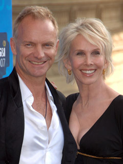 Sting I Like Trudie Styler To Dress Up When We Have Sex