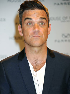 Robbie Williams   Farrells Menswear Launch   New   Pictures   Photos   Celebrity News