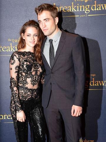Kristen Stewart and Robert Pattinson | The Twilight Saga: Breaking Dawn - Part 2 | Pictures | Photos | New | Celebrity News