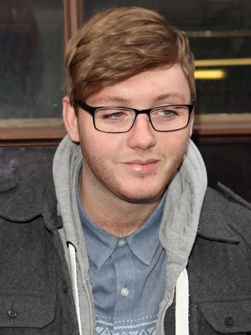 James Arthur makeover X Factor