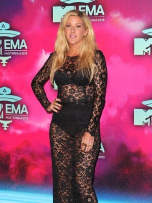 Ellie Goulding   MTV Europe Music Awards 2013   Pictures   Photos   New   Celebrity News
