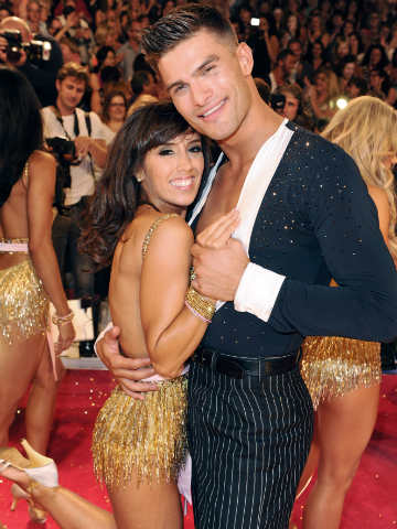 Strictly s Aljaz and Janette share pictures of wedding