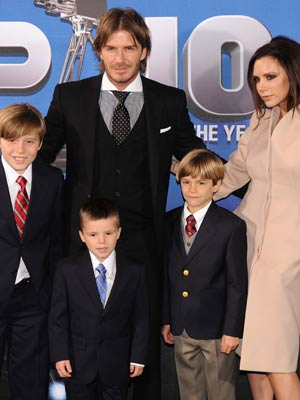 Victoria and David Beckham take the kids to BBC Sports Personality Of The Year Awards   New Pictures   Awards   Gallery   New Photos   Celebrity Gossip  