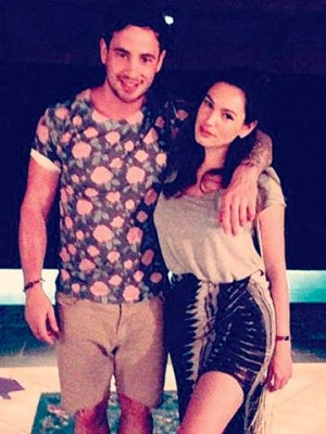 Kelly Brook and Danny Cipriani | Pictures | Photos | New | Celebrity News